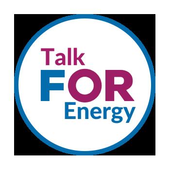 Talk for Energy Logo